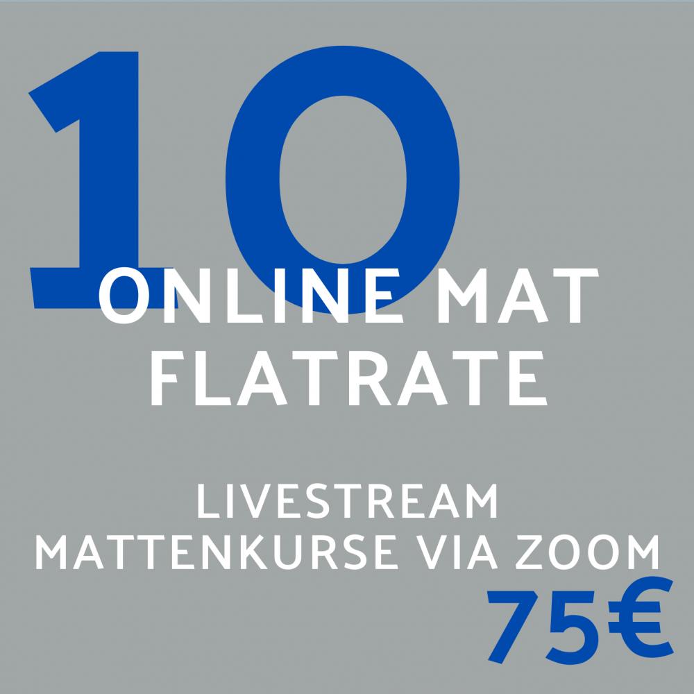Online Kurs Flat Rate | Pilates Berlin